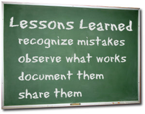 lessons-learned-in-project-management